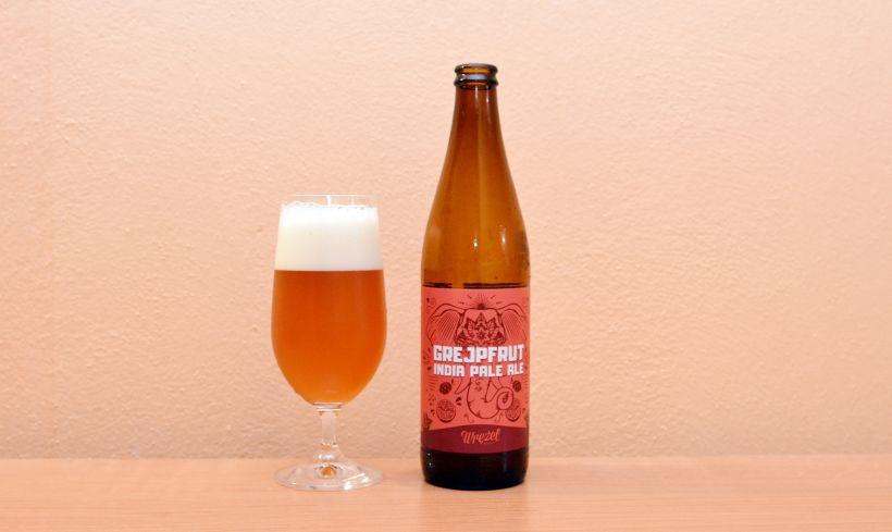 Grejpfrut, IPA, Wrezel, Poľsko, poľské pivo, pivo