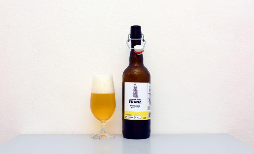 Franz, Summer Ale, lučenecké pivo