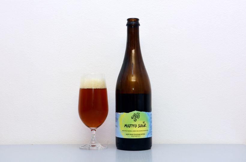 Hop Grup, Mojito Sour, nitrianske pivo