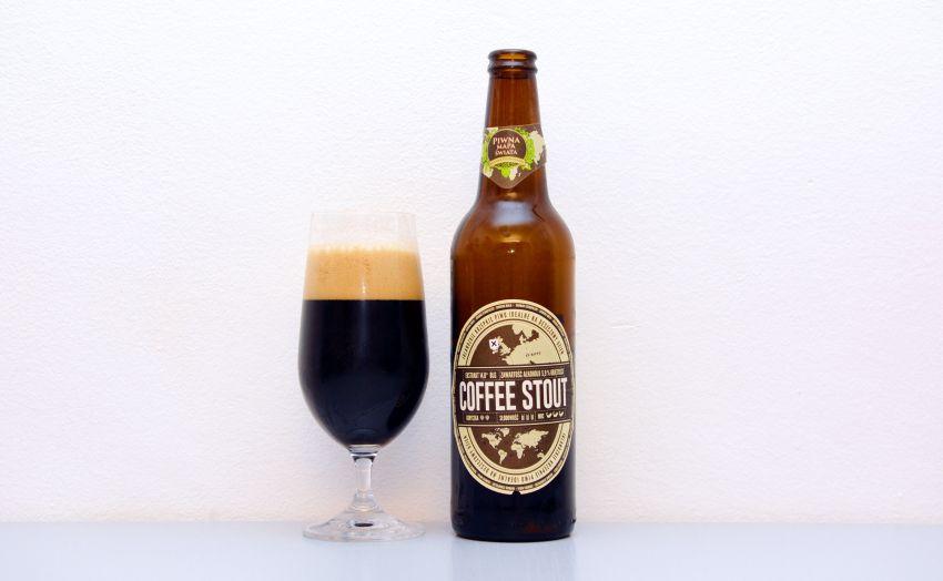 Browar Staropolski, Stout, Coffee Stout, poľské pivo