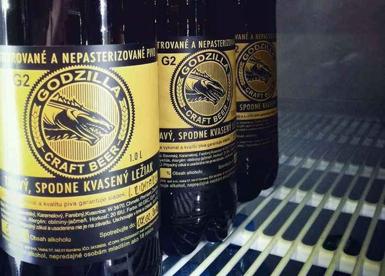 Godzilla pub, Techimpex, Komárno, pivo, craft beer