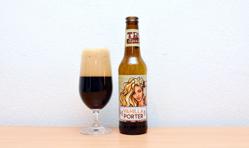 Vanilla Porter, Porter, tmavé pivo, Karpat