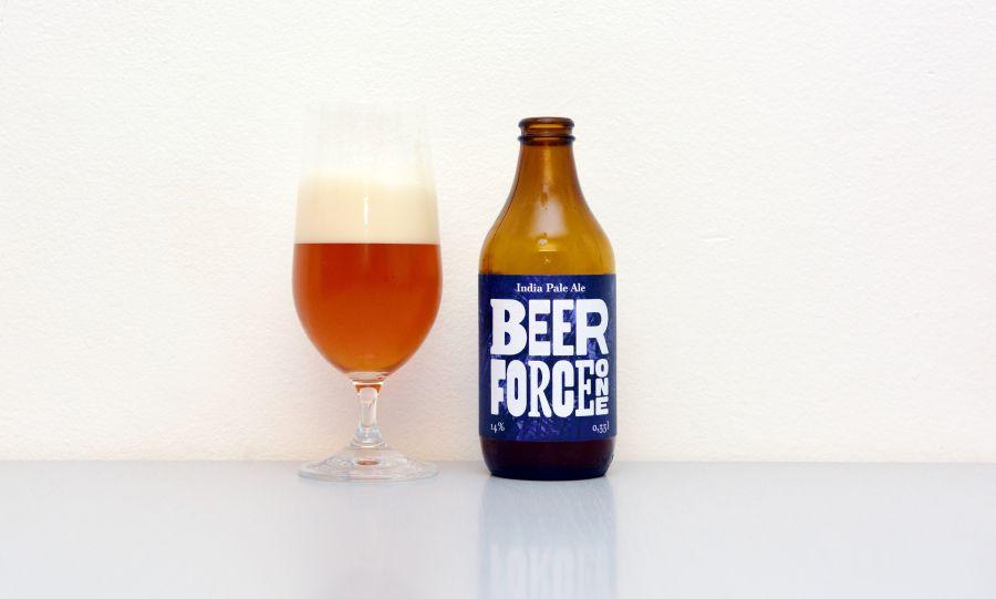 Beer Force One, Liptovar, IPA, India Pale Ale