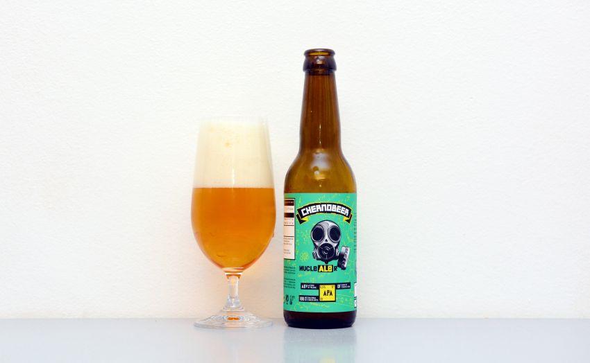 NucleALEr, Chernobeer Brewing, APA, recenzia piva