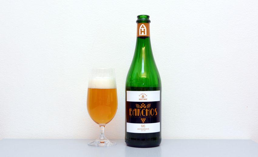 Bakchos, Ostrožovič, Hostinec, košické pivo