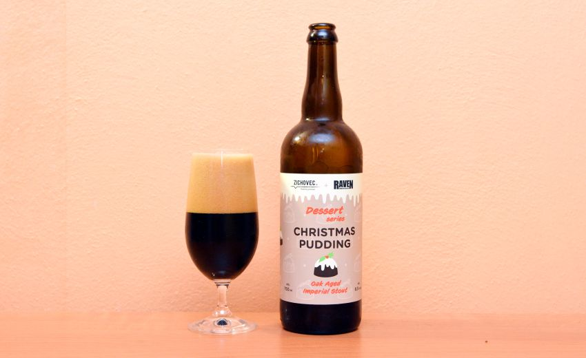 Zichovec, Raven, Christmas Puding, Imperial Stout