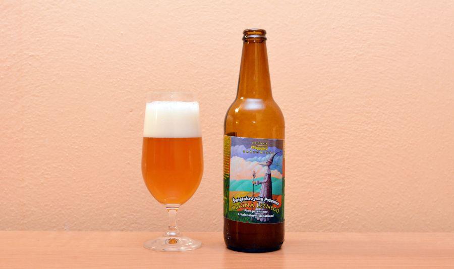 Kraina Leśnego, Browar Sandomierz, Hefeweizen, pšeničné pivo