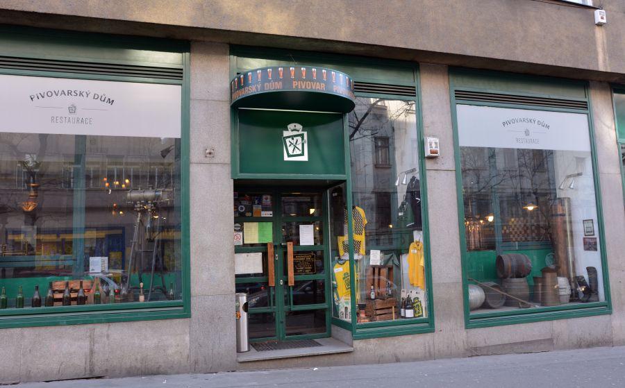 pivovar, Praha, Pivovarský Dům, pivo,