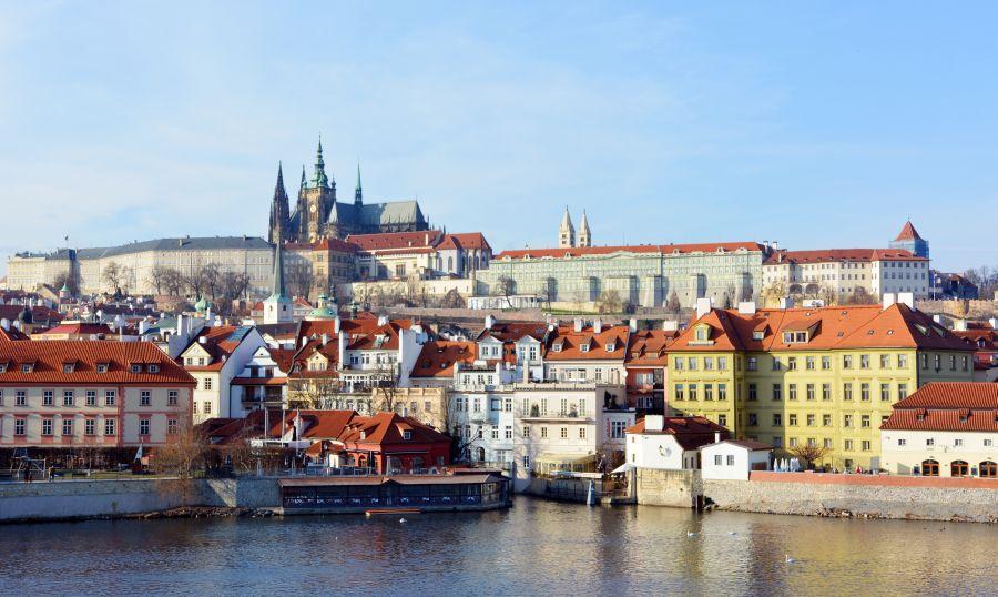 České hlavné mesto - Praha
