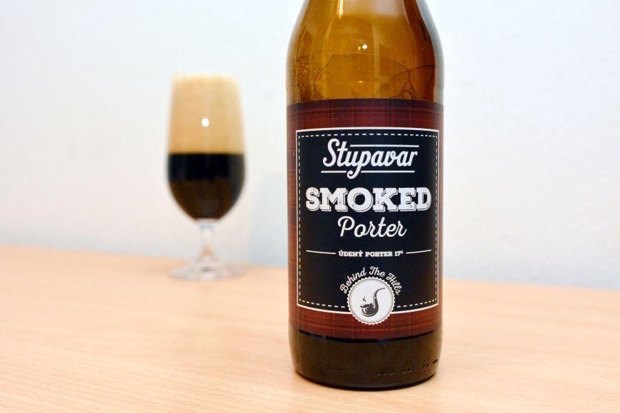 krajiny - Smoked Porter