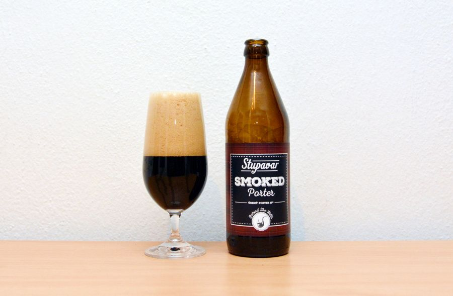 Stupavar, Smoked Porter, údené pivo, Porter