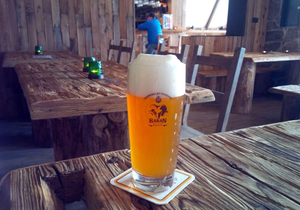 Baran, pivo, Aprés-Ski Bar Búda, IPA, remeslené pivo
