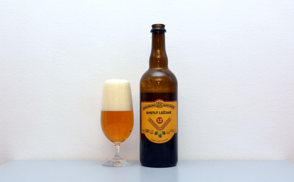 ležiak, Breisburg, Breisburg Brewery, test, recenzia