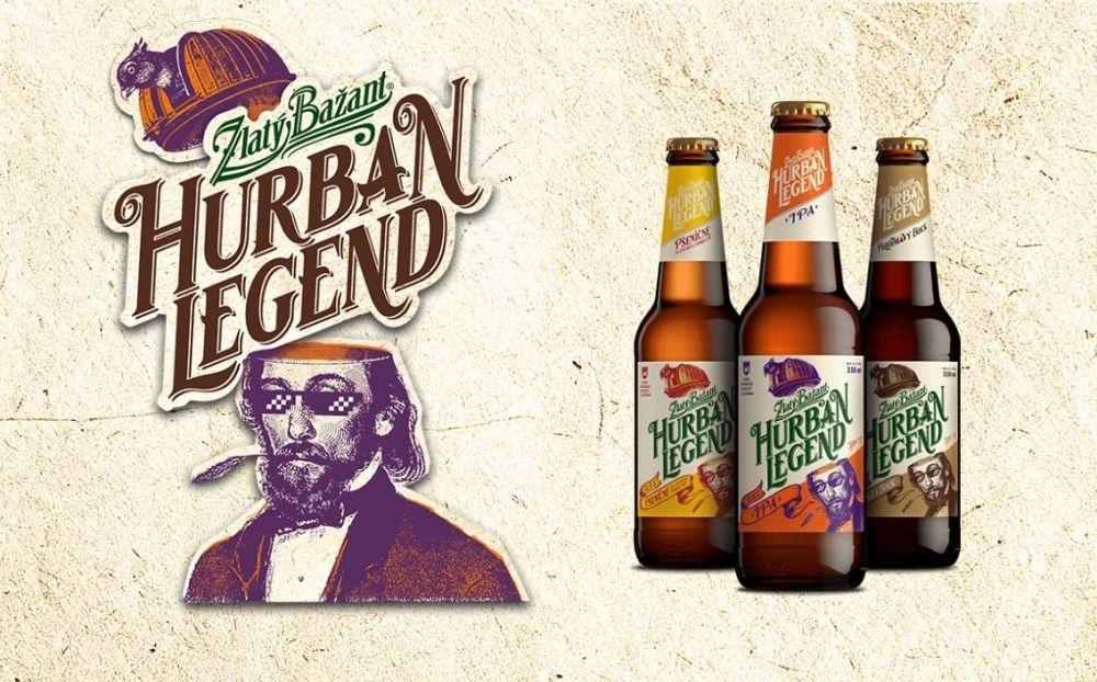 Hurban Legend, IPA, Bock, Weizen