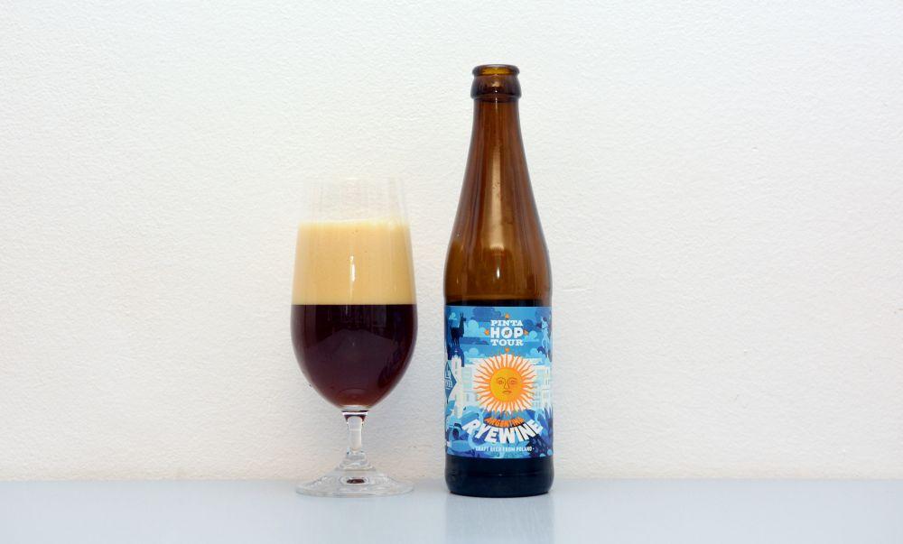 Ryewine, Pinta, Barley Wine, recenzia, poľské pivo