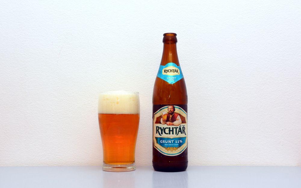Richtář, ležiak, Grunt, recenzia, test piva