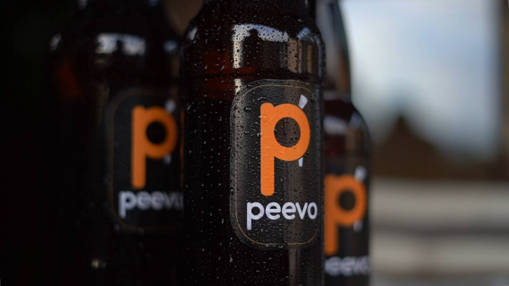 Peevo, pivo, krach, fľaša