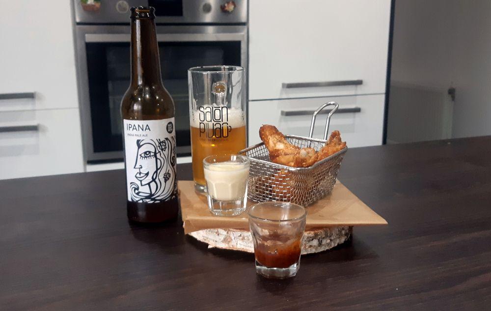 Punková kuchyňa, Padre Craft Brews, IPA, recept, Ipana