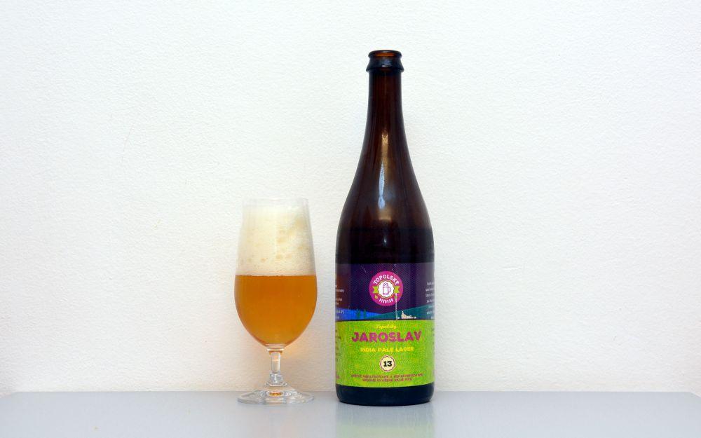 Topolský pivovar, Jaroslav, IPL, české pivo, test piva