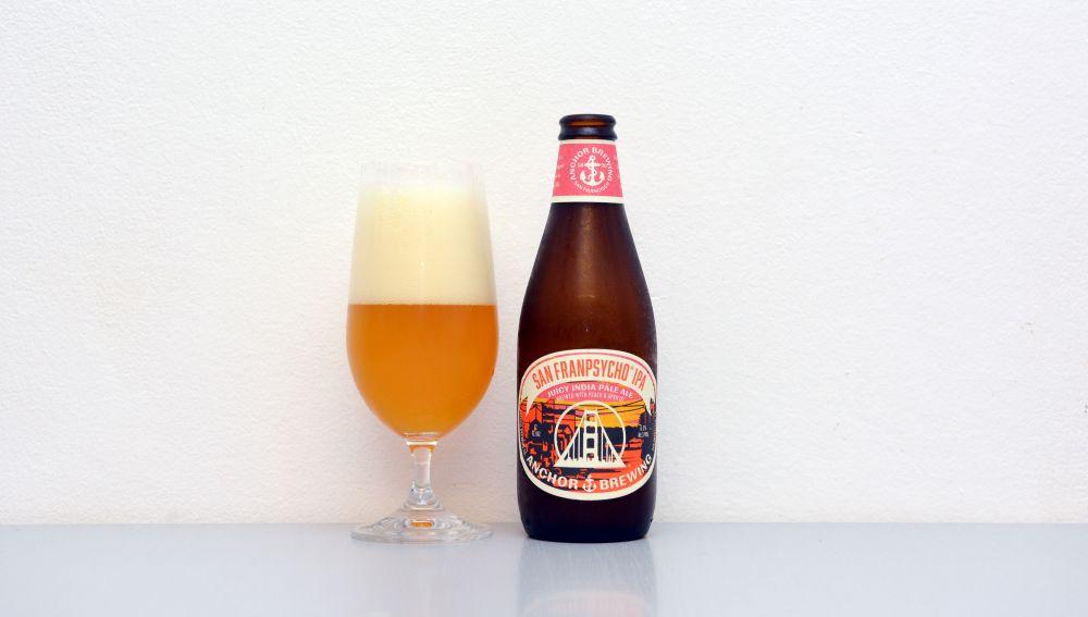 San Franpsycho, Anchor, IPA, USA, americký pivovar