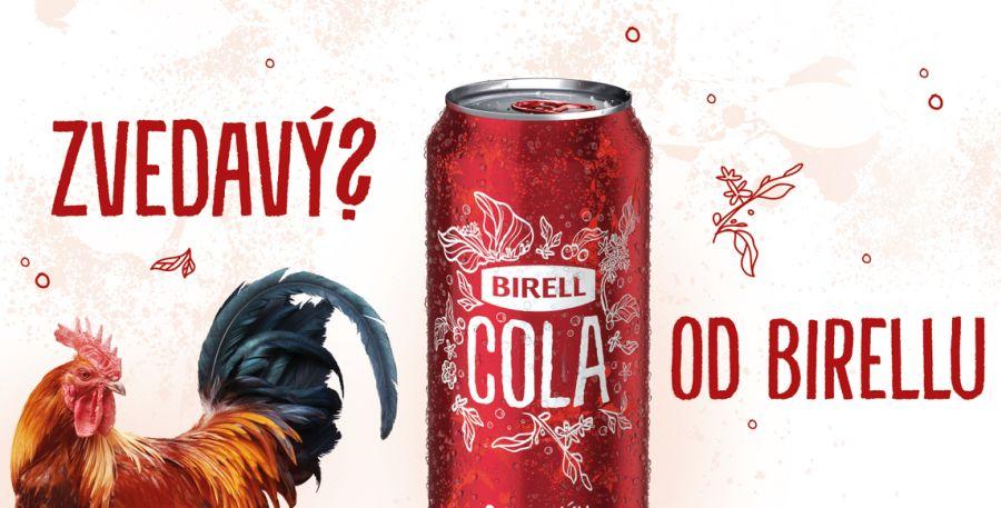 Birell, Cola, radler, nealko