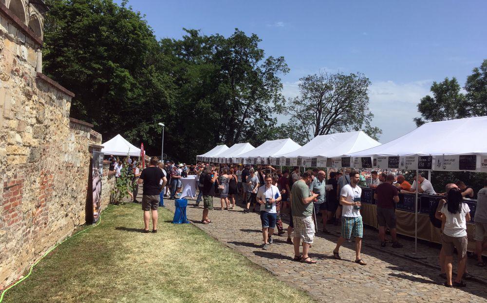 Festival minipivovarov, Beermalade, festival, reportáž, pivo