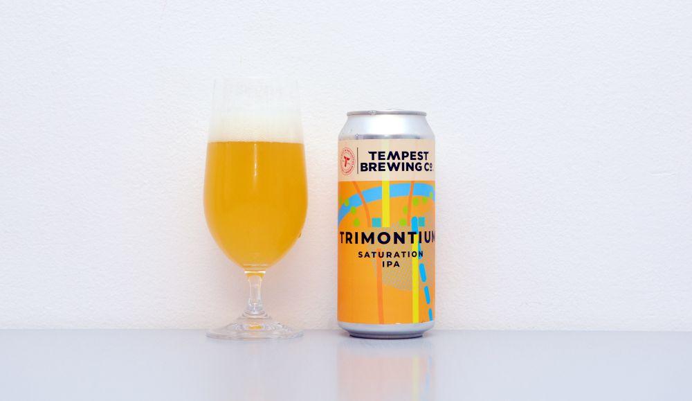 Trimontium, NEIPA, Tempest Brewing, recenzia, test piva, New England IPA