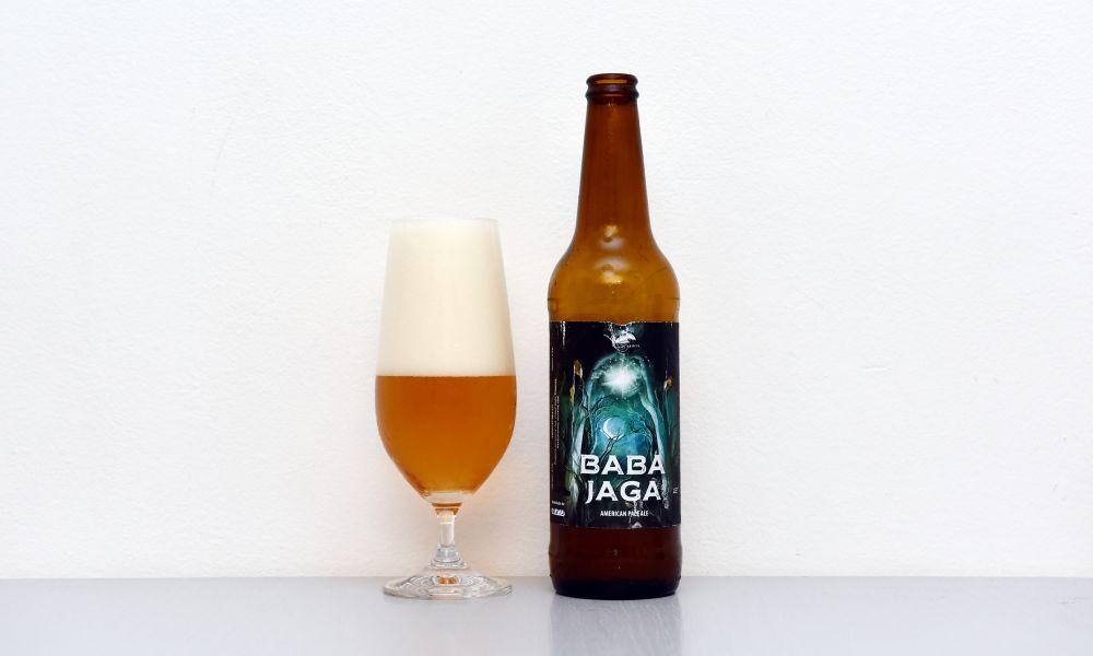 Čierny kameň, Baba Jaga, Liptov, liptovské pivo, recenzia, test