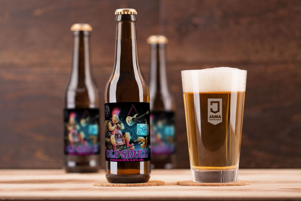 Jama Craft Brewery, pivo, čapované, reťazce, expanzia, pivotéka