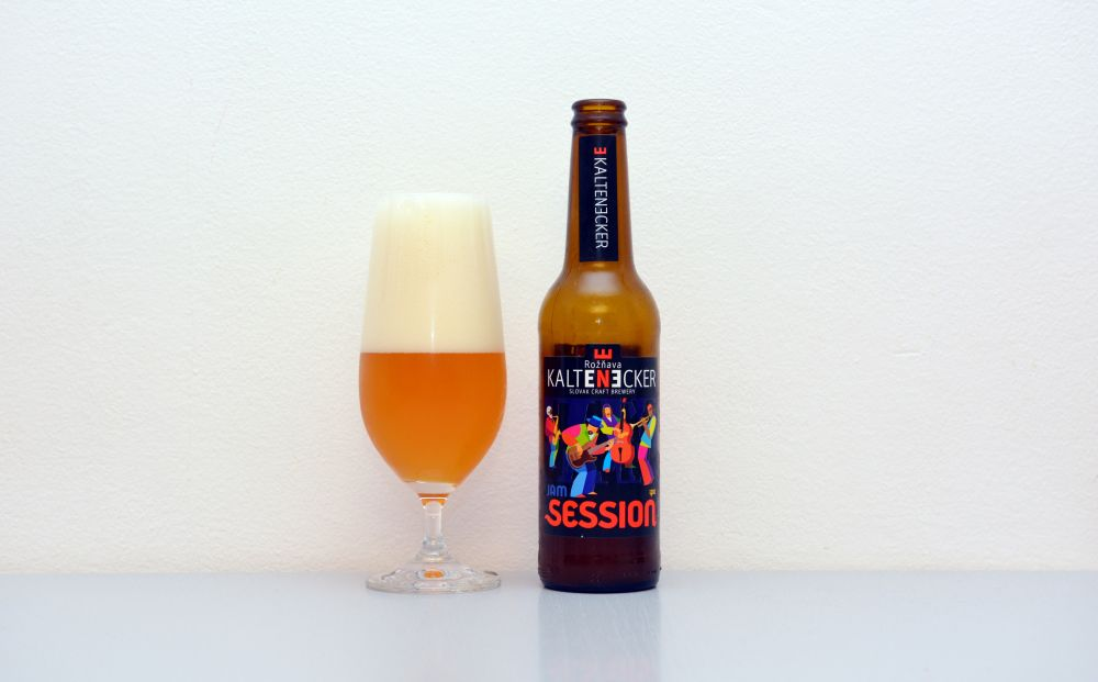 Kaltenecker, IPA, Session IPA, India Pale Ale, recenzia, test