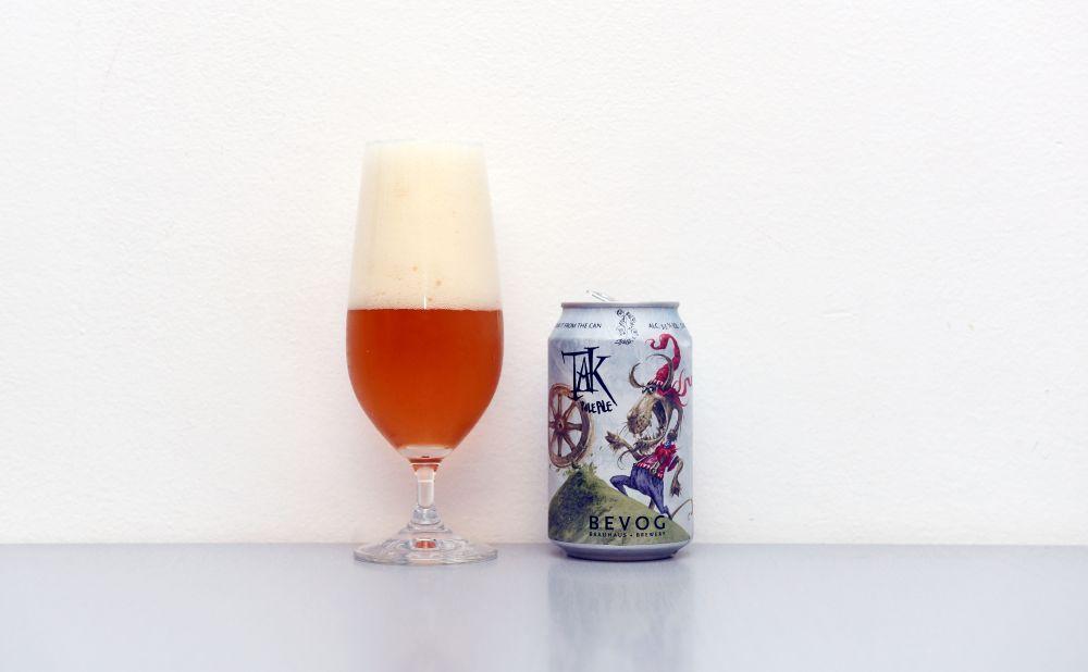 Bevog, APA, Pale Ale, Tak Pale Ale, American Pale Ale, rakúske pivo, test piva, recenzia