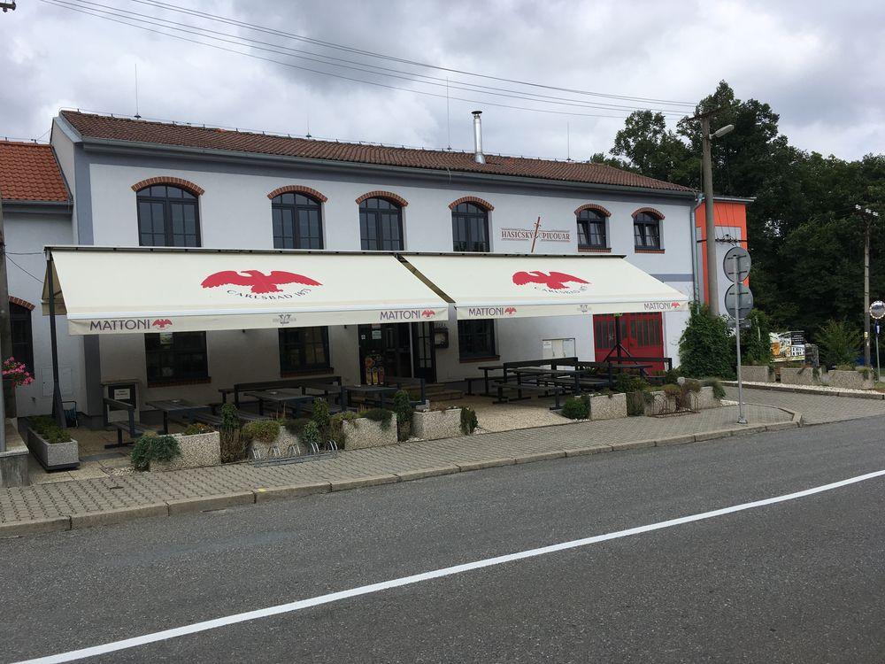 Česko, Hasičský pivovar, trip, pivo, ležiak