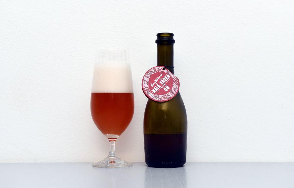 Hellstork, Malá várka, kyseláč, Sout Ale, kyslé pivo, recenzia, test piva