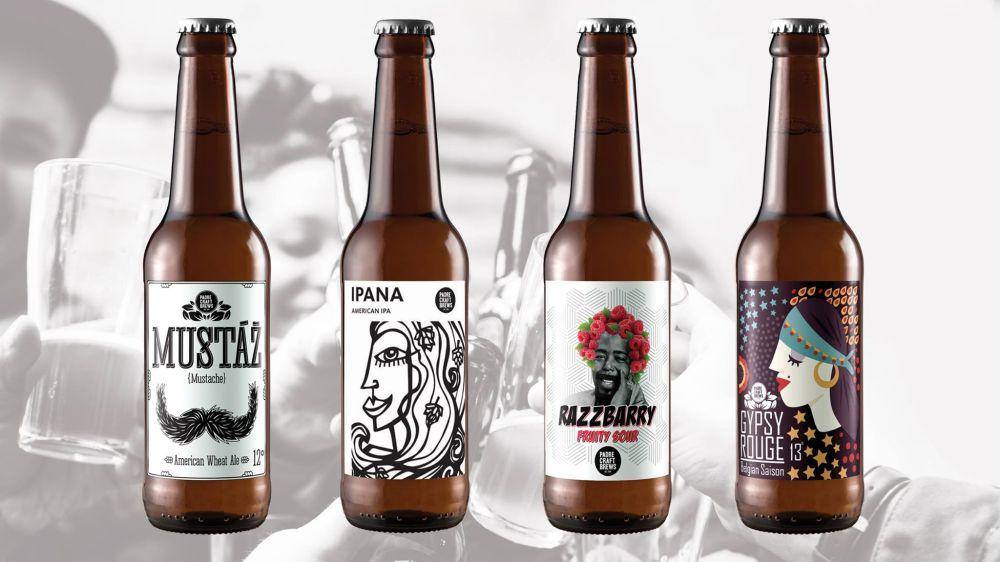 Padre Craft Brews, Padre brewing Company, košický pivovar, zmena mena, Padre, košické pivo, Ipana,