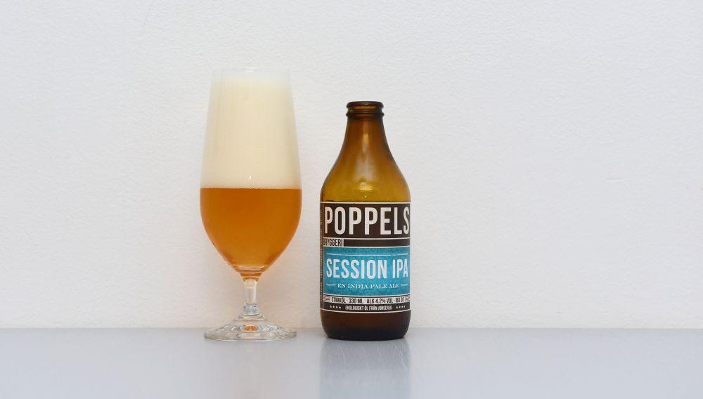 Poppels, Session IPA, IPA, švédske pivo, Švédsko