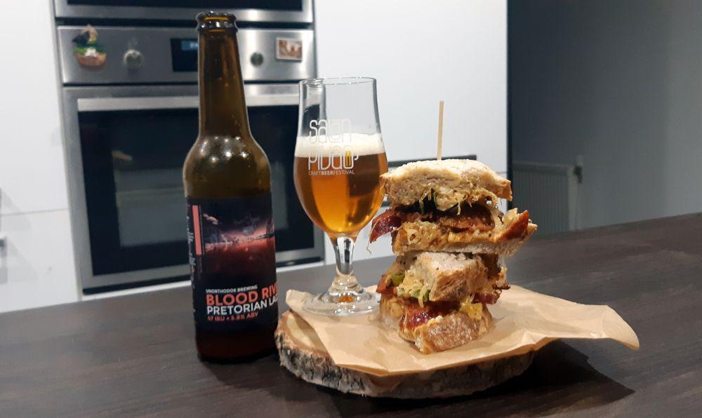 Punková kuchyňa, recept, Unorthodox Brewing, lepeňák