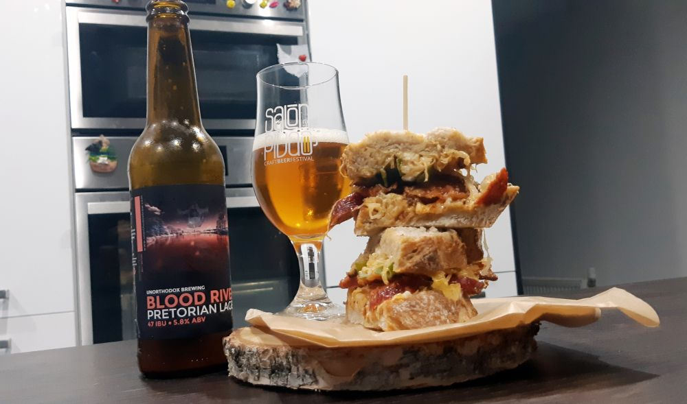 lepeňák, Kazo, Unorthodox Brewing, recept, Punková kuchyňa