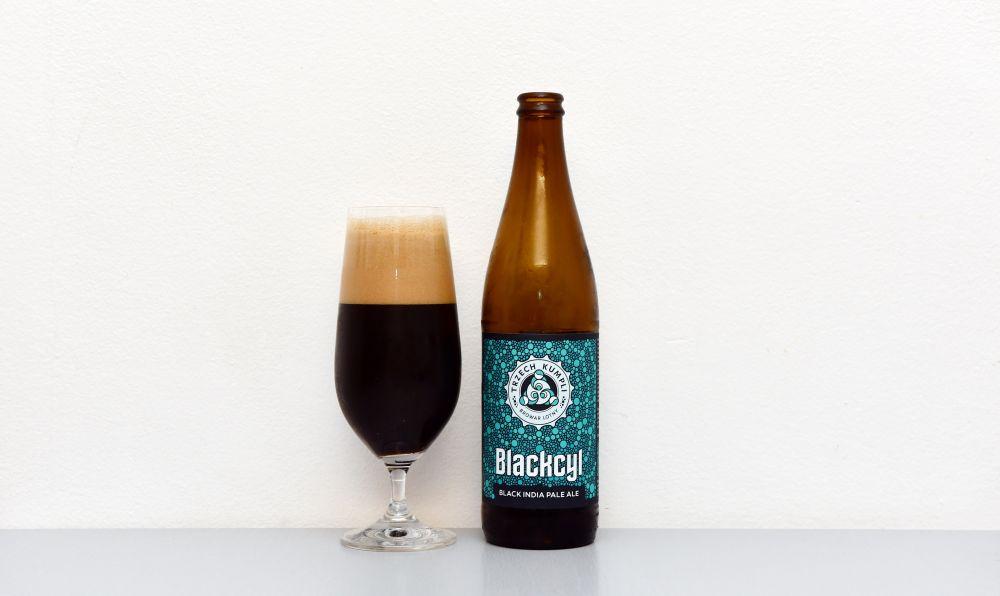 Blackcyl, Trzech Kumpli, Black IPA, IPA, poľské pivo