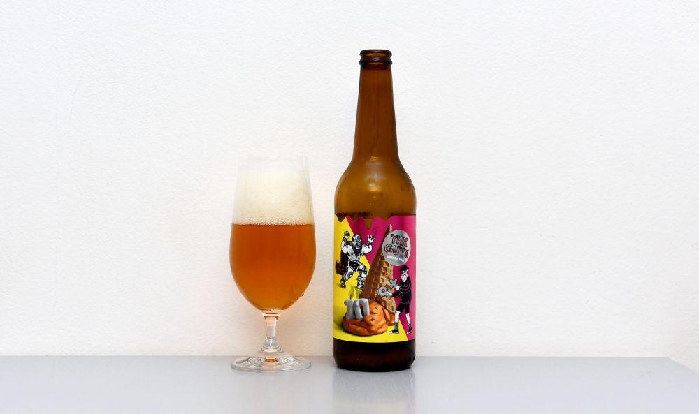 NEIPA, poľské pivo, New England IPA, THX Guys, Minister, Ale Browar