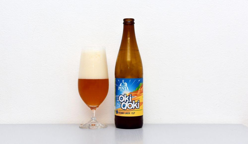 Pinta, Lager, IPL, Oceanic Lager, poľské pivo
