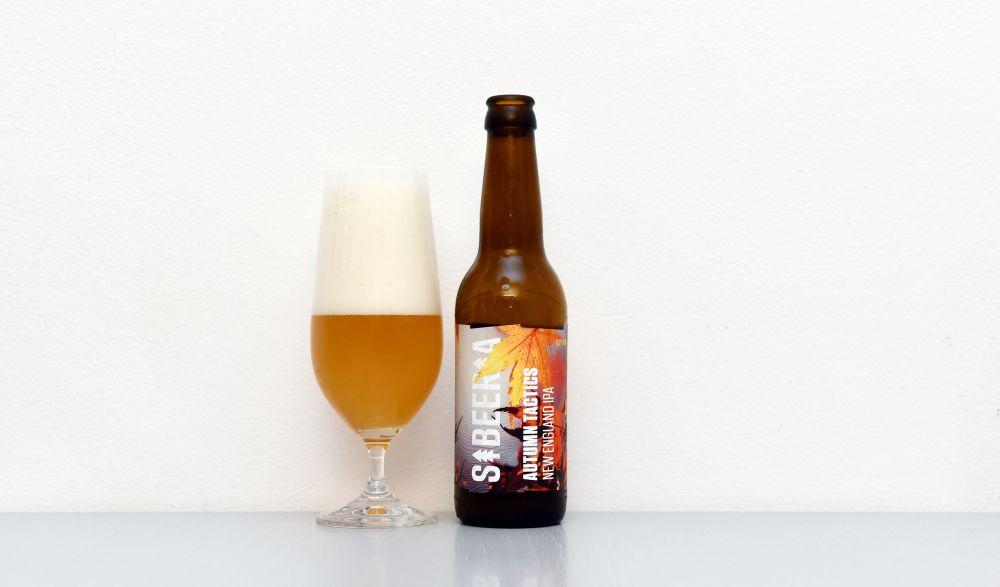 Sibeeria, NEIPA, New England IPA, české pivo, recenzia piva, test piva