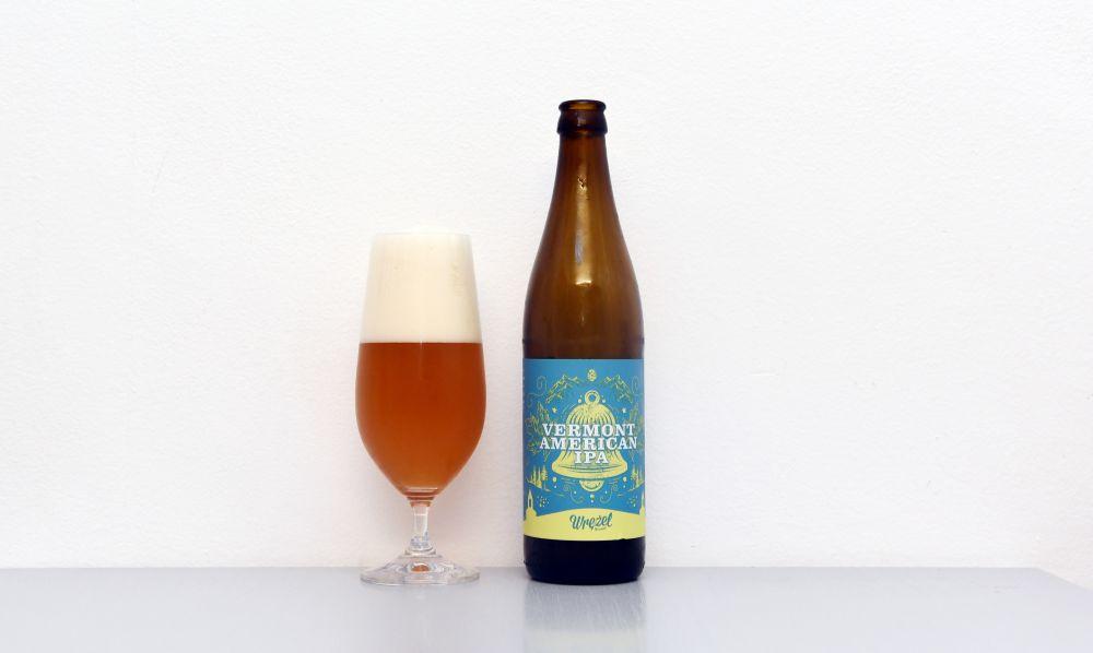 Wrezel, poľské pivo, Vermon American IPA, IPA, NEIPA, New England IPA