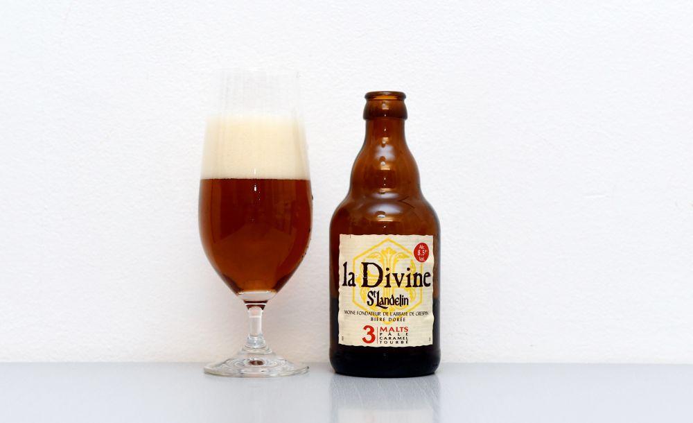Brasserie de Goudale, La Divine, Bière de Garde, francúzske pivo