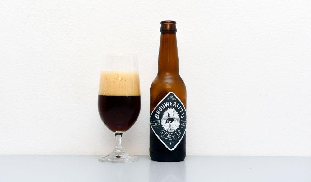 Struis, Brouwerij 't IJ, Barley Wine, Holandsko, holandské pivo, recenzia, test piva