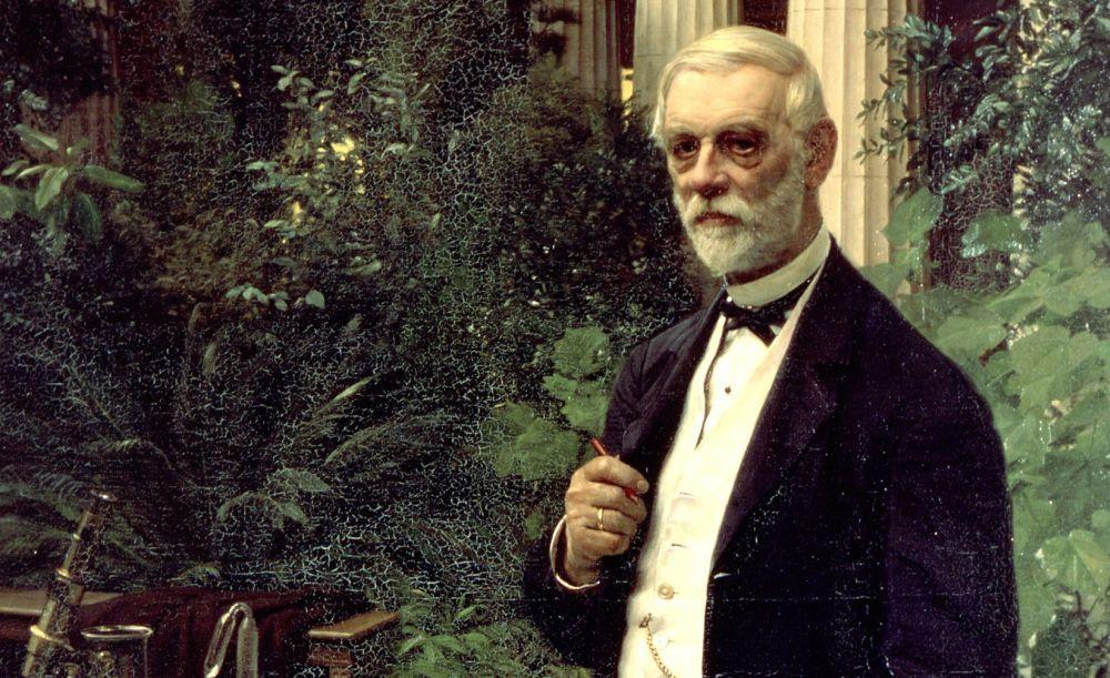 Zakladateľ pivovaru Carlsberg Jacob Christian Jacobsen.