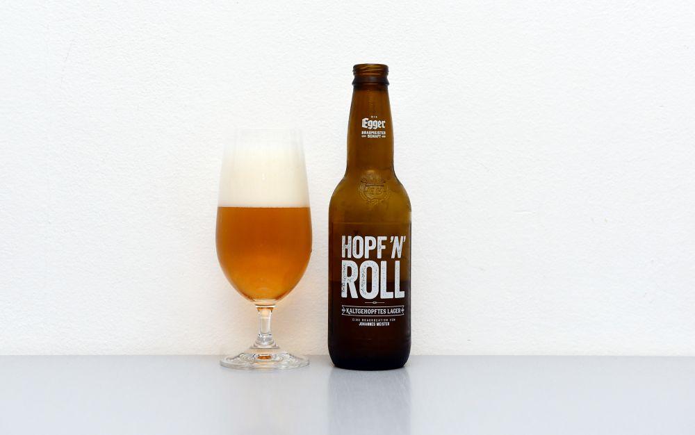 Hopf`N`Roll, Die Egger Braumeisterschaft, IPL, rakúske pivo, recenzia, test