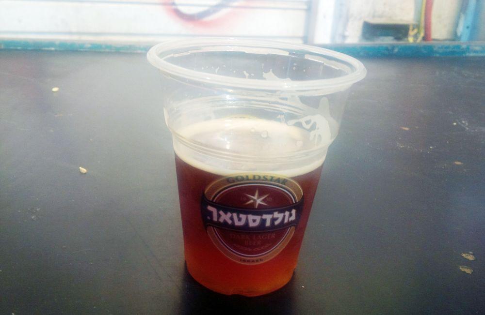 Goldstar, pivo, izraelské pivo, Izrael