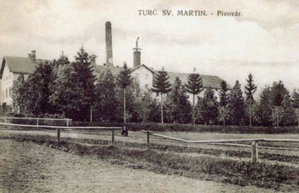 Martin, pivovar, martinský pivovar, Turčiansky pivovar, Martiner, Martine