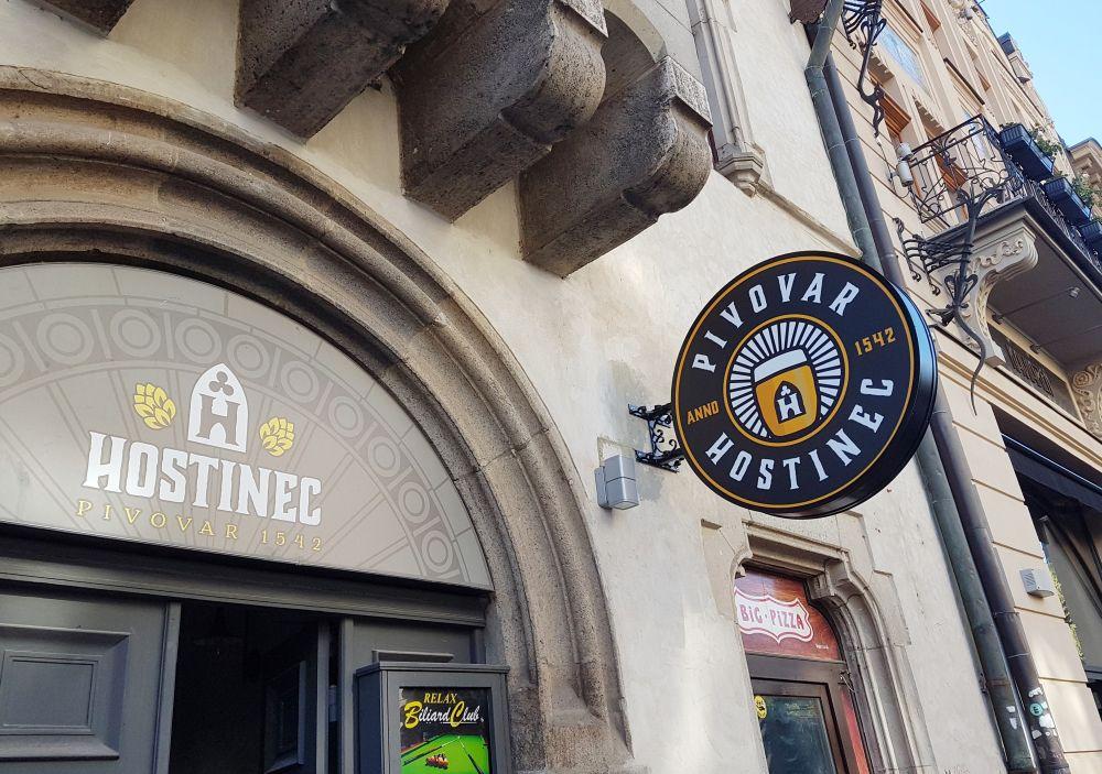 Pivovar Hostinec, Košice, košický pivovar, Levočský dom