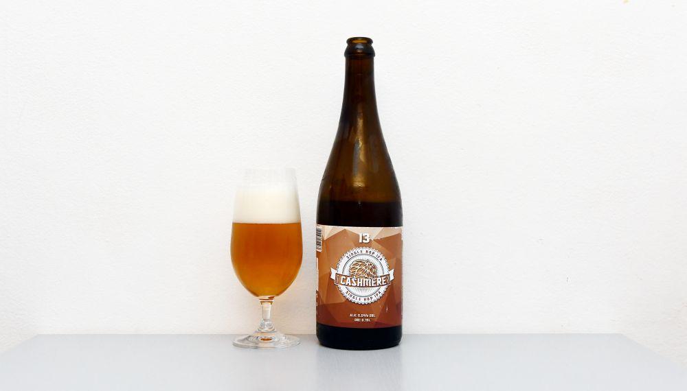 Cashmere, Holíčsky pivovar Wywar, Wywar, IPA. India Pale Ale, recenzia, test piva